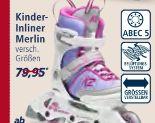 Kinder-Inliner Merlin von K2
