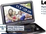LCD-TV/DVD DVP-125 von Lenco
