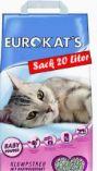 Katzenstreu von Eurokat's