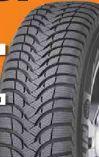 Reifen Alpin 6 von Michelin