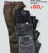 Herren-5-Pocket-Hose von Pierre Cardin