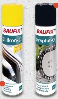 Silikonöl von Baufix