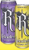 Energy Drink von Relentless