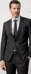 Herren Anzug von Hugo Boss