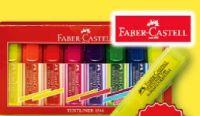 Textmarker von Faber-Castell