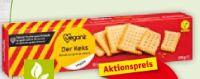 Bio Keks von Veganz
