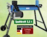 Kurzholzspalter Spalty W 520/5,5 T UG von Güde