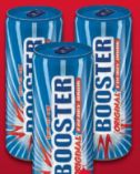 Energy Drink von Booster