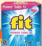 Power Tabs 12 von Fit