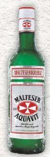 Malteser Aquavit von Malteserkreuz Aquavit