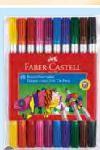 Doppelfasermaler von Faber-Castell