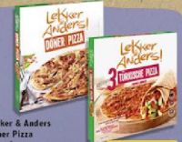 Döner Pizza von Lekker & Anders