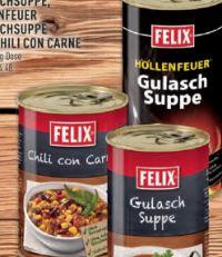 Gulasch-Suppe von Felix
