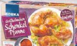Grill-Hähnchen-Schenkel-Pfanne von Edeka