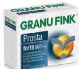 Granu Fink Prosta Forte von Omega Pharma