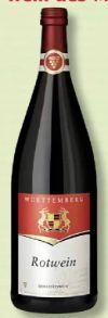 Württemberg Rotwein von WZG