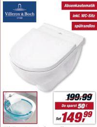 WC-Komplettset O. novo/Owano von Villeroy & Boch