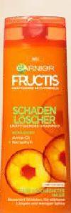 Fructis Pflegeshampoo von Garnier