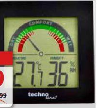 Hygrometer WS 9415 von Techno Line