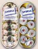 Gekühlte Fischfeinkost Hanseatenröllchen von Lysell