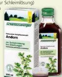 Schoenenberger Andorn Naturreiner Heilpflanzensaft von Salus