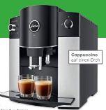 Kaffeevollautomat D6 Platin von Jura