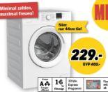 Waschmaschine WML61223N von Beko