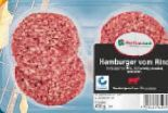 Rinder-Hamburger von WestfalenLand