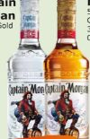 Spiced Gold von Captain Morgan