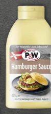 Hamburger Sauce von P&W