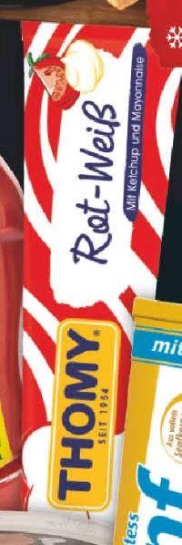 Rot Weiß Tube von Thomy