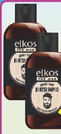 For Men Barber Shop Bartschampoo von Elkos