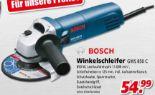 Winkelschleifer GWS 850C von Bosch