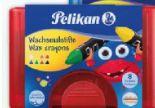 Wachsmalstifte von Pelikan