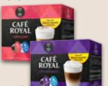 Kapseln von Café Royal