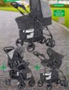 Kinderwagen Shopper Trio Set von Hauck