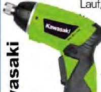 Lithium Akkuschrauber von Kawasaki