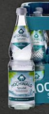 Mineralwasser von Hochwald Sprudel