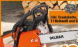 Benzin-Kettensäge PS-32C von Dolmar