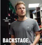 Herren T-Shirt Raute Pocket von Werder Bremen