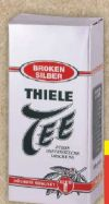 Broken Silber von Thiele Tee