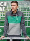 Herren Sweatshirt Raute von Werder Bremen