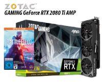 Gaming GeForce RTX 2080 Ti AMP von Zotac