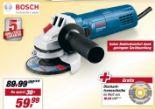 Winkelschleifer GWS 750-125 von Bosch
