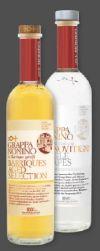 Grappa Single Grapes von Nonino