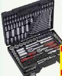 Bit- und Steckschlüssel-Set von Meister Werkzeug
