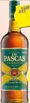 Jamaica Rum von Old Pascas