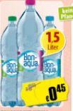 Wasser mit Geschmack von Bonaqua