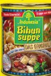Bihunsuppe von Indonesia