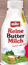 Reine Butter Milch von Müller